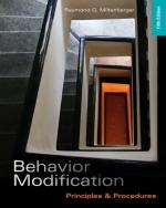 Behavior Modification by