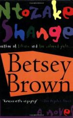 Betsey Brown by Ntozake Shange
