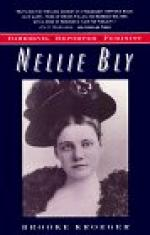Bly, Nellie (1864-1922) by
