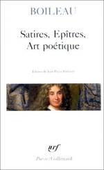 Boileau, Nicolas (1636-1711) by
