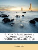 Bonaventura Cavalieri by