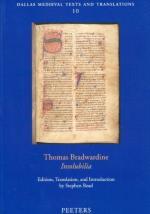 Bradwardine, Thomas (C. 1300-1349) by