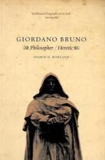 Bruno, Giordano (1548-1600) by
