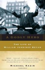 Bryan, William Jennings by