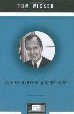 Bush, George H. W. by