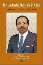 Cameroon - Paul Biya by