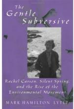 Carson, Rachel Scientist, Ecologist, Writer of Silent Spring (1907-1964) by