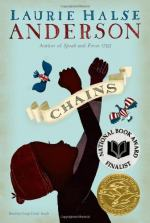 Chain by Laurie Halse Anderson