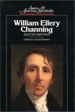 Channing, William Ellery (1780-1842) by