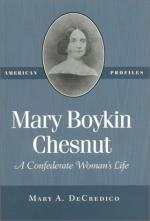 Chesnut, Mary Boykin by