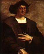 """Christopher Columbus Reports to Ferdinand and Isabella"" by Christopher Columbus by"