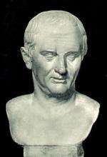 Cicero, Marcus Tullius (106-43 Bce) by Anthony Everitt
