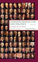 Civil Liberties, 1946-Present by