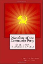 Communist Manifesto Published by Karl Marx