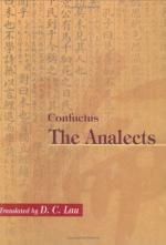 Confucius (551-479 Bce) by