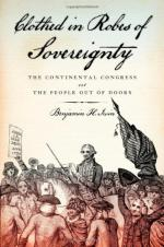 Continental Congress: the Northwest Ordinance by
