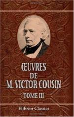 Cousin, Victor (1792-1867) by
