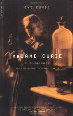 Curie, Marie Sklodowska (1867-1934) by Ève Curie