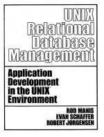 Database Management Software by