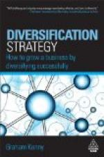 Diversification Strategy by