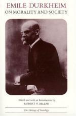 Durkheim, ÉMile by