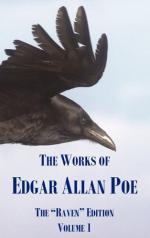 Edgar Allan Poe - (1809 - 1849) by