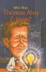 Edison, Thomas Alva (1847-1931) by