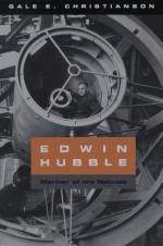 Edwin Powell Hubble by