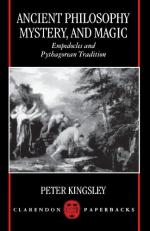 Empedocles of Acragas by