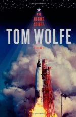 Excerpts from the Right Stuff by Tom Wolfe by Tom Wolfe