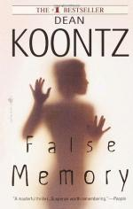 False Memories by Dean Koontz