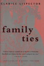 Family Ties by Clarice Lispector