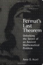 Fermat's Last Theorem by