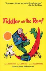Fiddler on the Roof by Joseph Stein