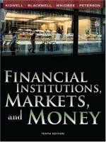 Financial Institutions by