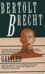 Galilei, Galileo (1564-1642) by Bertolt Brecht