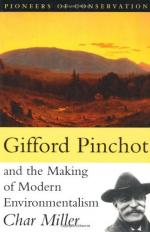 Gifford Pinchot (1865 - 1946) American Conservationist and Forester by