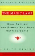Goals and Goal Setting by
