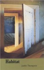 Habitats by Judith Thompson