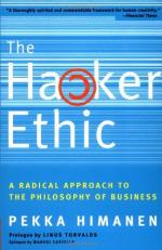 Hacker Ethics by