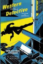 Hard-Boiled Detective Fiction by