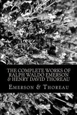 Henry David Thoreau (1817 - 1862) American Writer and Natural Philosopher by
