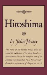 Hiroshima Guilt by John Hersey