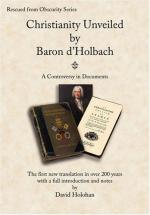 Holbach, Paul-Henri Thiry, Baron D' (1723-1789) by