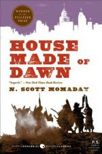 House Made of Dawn - N. Scott Momaday - 1968 by N. Scott Momaday