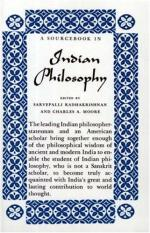 Indian Philosophy by