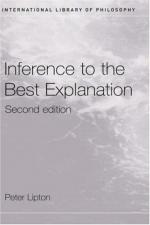 Inference to the Best Explanation by