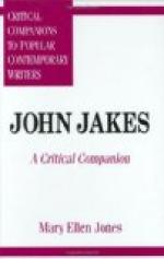 Jakes, John (1932-) by
