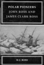 James Clark Ross and the Discovery of the Magnetic North Pole by