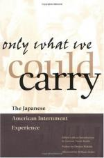 Japanese American Internment Camps by